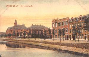 Amsterdam Holland Ruysdaelkade Amsterdam Ruysdaelkade