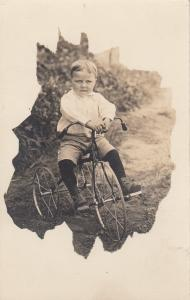 RP: Boy with Tricycle , 00-10s
