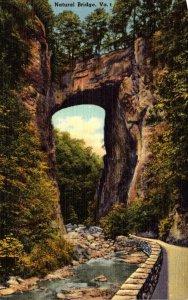 Virginia Natural Bridge 1954