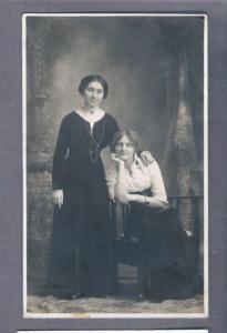 Tag Identifies As Cowan Sisters Port Colbourne Ontario Canada - Unused