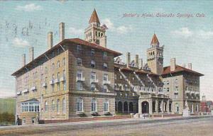 Antler's Hotel, Colorado Springs, Colorado, PU-1908
