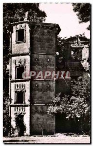 Old Postcard Environs de Dinan Ruins of Chateau de la Garaye