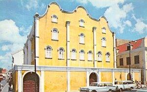 Mikve Israel Emanuel Synagogue Curacao Judaic Unused