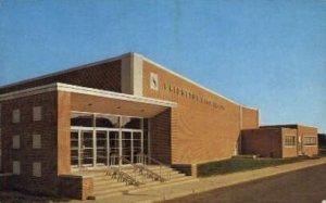 High School Auditorium in Bridgeton, New Jersey