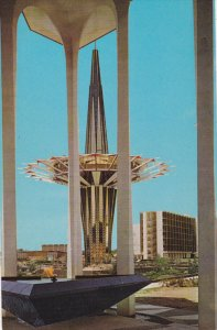 TULSA , Oklahoma , 50-60s ; Prayer Tower , Oral Roberts University