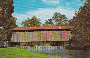 Ballard Road Covered Bridge Xenia Ohio