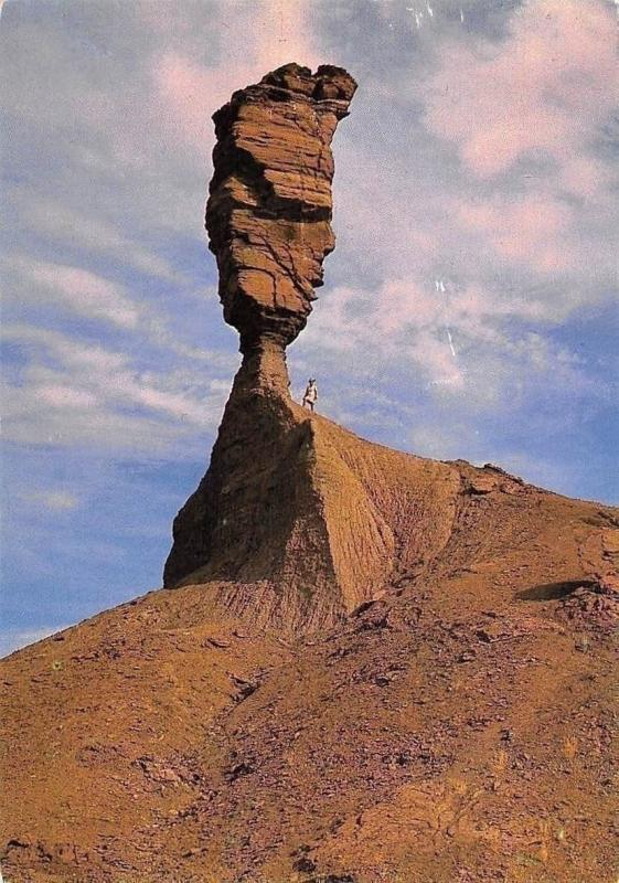 Namibia Mukurob Finger Gottes Asab S.W.A.