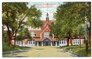 Union Passenger Station, Cedar Rapids IA