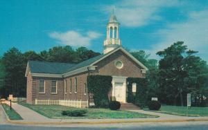 Westminster Presbyterian Church, REHOBOTH BEACH, Delaware, 40-60´