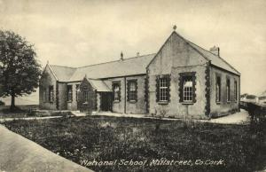 ireland, Cork, MILLSTREET, National School (1910s)