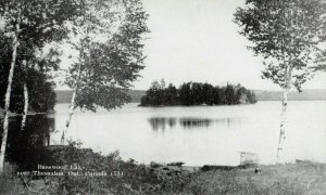 THESSALON , Ontario, Canada, 40-60s; Basswood Lake