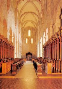 Cistercienser Abtei Heiligenkreuz, Stiftskirche Romanisches Langhaus