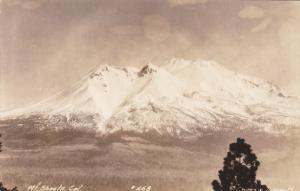 RP: Mt. Shasta , California , 1910-20s