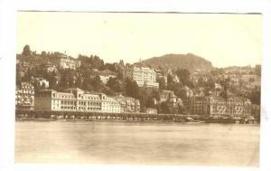 RP; Luzern, Halde, Switzerland, 00-10s