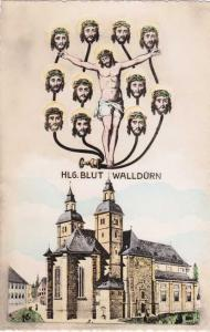 Blood Miracle of Walldurn, Germany - Religion - Christianity - DB