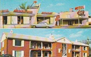 Illinois Arlington Heights Arlington Motel Restaurant & Lounge 1970