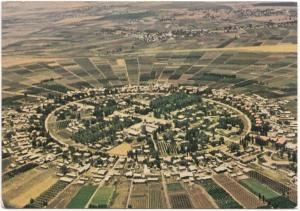 Israel, NAHALAL, IN THE IZREEL VALLEY, 1971 used Postcard