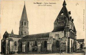 CPA Le DORAT - Église Paroissiale (390552)