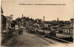 CPA PORNIC Vue prise de la Route de Bourgneuf, pres la Gare (610726)