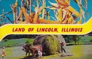 Land Of Lincoln Illinois