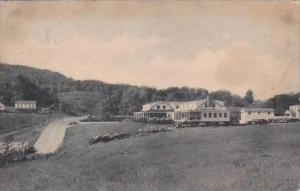 Vermont Williston Main Lodge And Guest Houses Twist O Hill Lodge On Route 2 1949