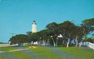 North Carolina Outer Banks Ocracoke Lighthouse