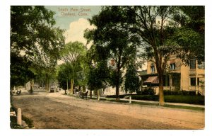 CT - Danbury. South Main Street