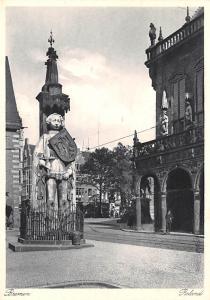 Bremen Germany Roland Bremen Roland