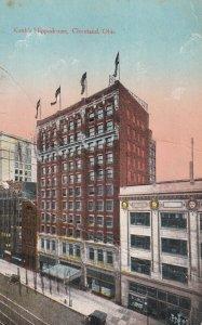 CLEVELAND, Ohio, PU-1912; Keith's Hippodrome