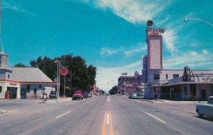 WINNEMUCCA , Nevada , 50-60s ; Main Street #2