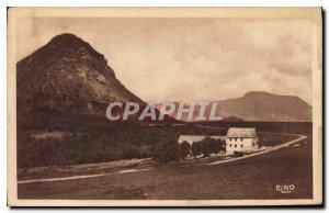Old Postcard The Gerbier of Reeds (Ardeche) alt alt Mezene 1554 m 1754 m and ...