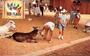 Texas Arlington Six Flags Over Texas U S Section Animal Kingdom