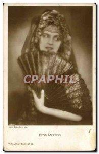 Postcard Old Cinema Erna Morena Range