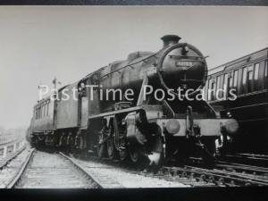 RPPC - LMS Class 8-F 2-8-0 No 48189 Steam Locomotive