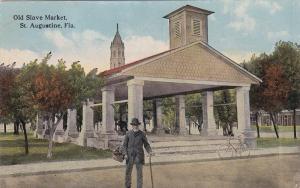 ST. AUGUSTINE, Florida, 1900-1910´s; Old Slave Market