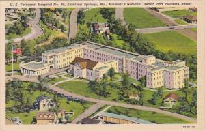 Missouri Excelsior Springs U S Veterans Hospital No 99 Curteich