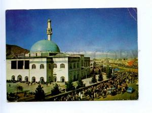 196040 AFGANISTAN KABUL Great Mosque Old photo postcard