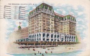 New Jersey Atlantic City The Breaakers Hotel 1929