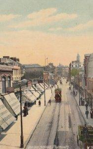 PLYMOUTH , Devon , England , UK , 1906 ; Union Street