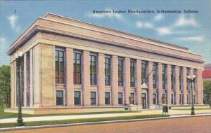 Indiana Indianapolis American Legion Headquarters