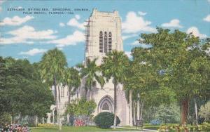 Florida Palm Beach Bethesda By The Sea Episcopal Church 1947
