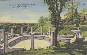 Michigan Grand Rapids Swimming Pool Blythfield Club