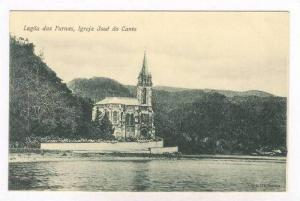 Lagoa das Furnas , Igreja Jose do Canto, Azores, Portugal, 00-10-s