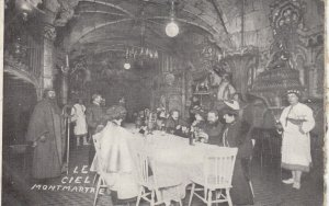 PARIS , France , 1900-10s ; Cabaret de l'Enfer (The Cabaret of Hell) #3