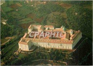 Modern Postcard Abbazia di Montecassin Aerial view