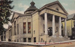 GREENSBURG, Pennsylvania; PU-1912; United Brethren Church