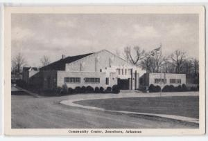 Community Center, Jonesboro AR