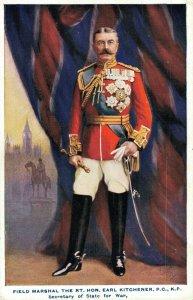 Military Field Marshal The RT. Hon Earl Kitchener Secretary State for War 06.38