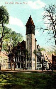 New York Albany City Hall