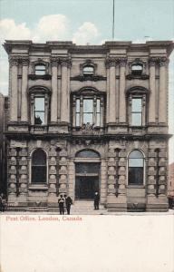 Post Office , LONDON , Ontario , Canada , PU-1911